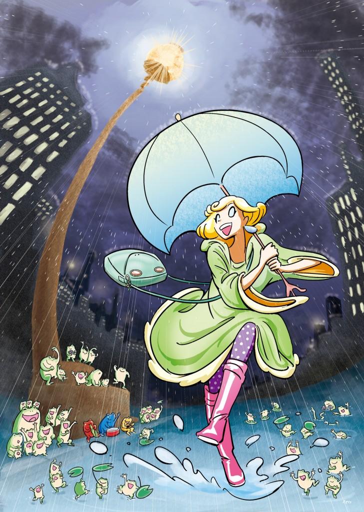 【Singin' in the Rain ♪】